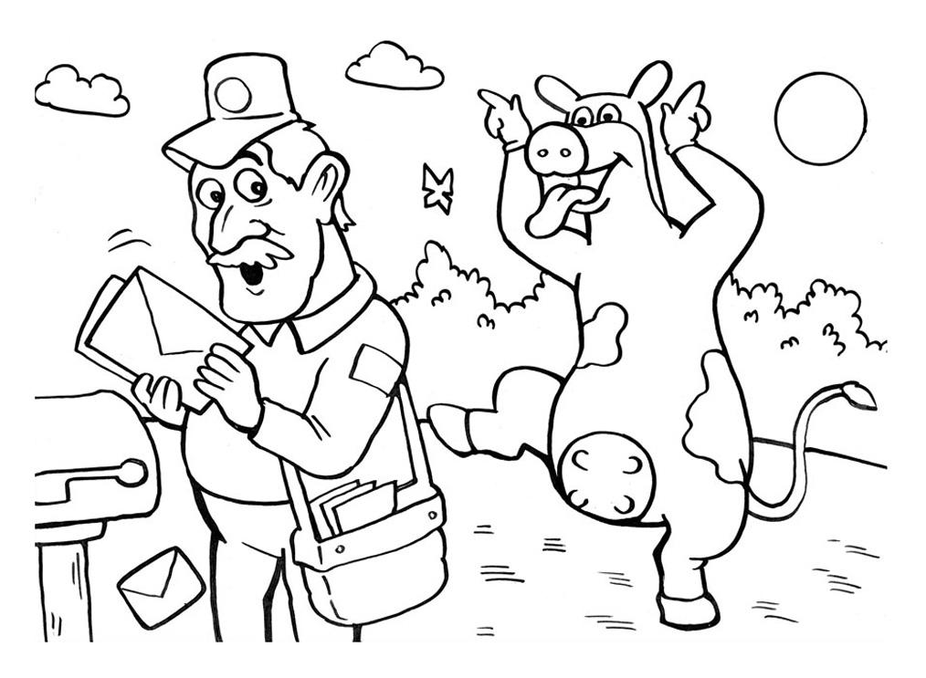 S lection de dessins de coloriage fermier imprimer sur page 3 - Coloriage de fermier ...