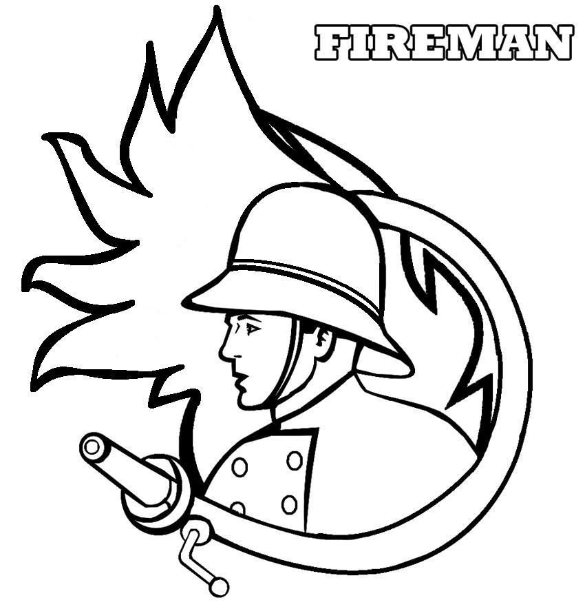 92 dessins de coloriage feu à imprimer sur LaGuerche.com ...