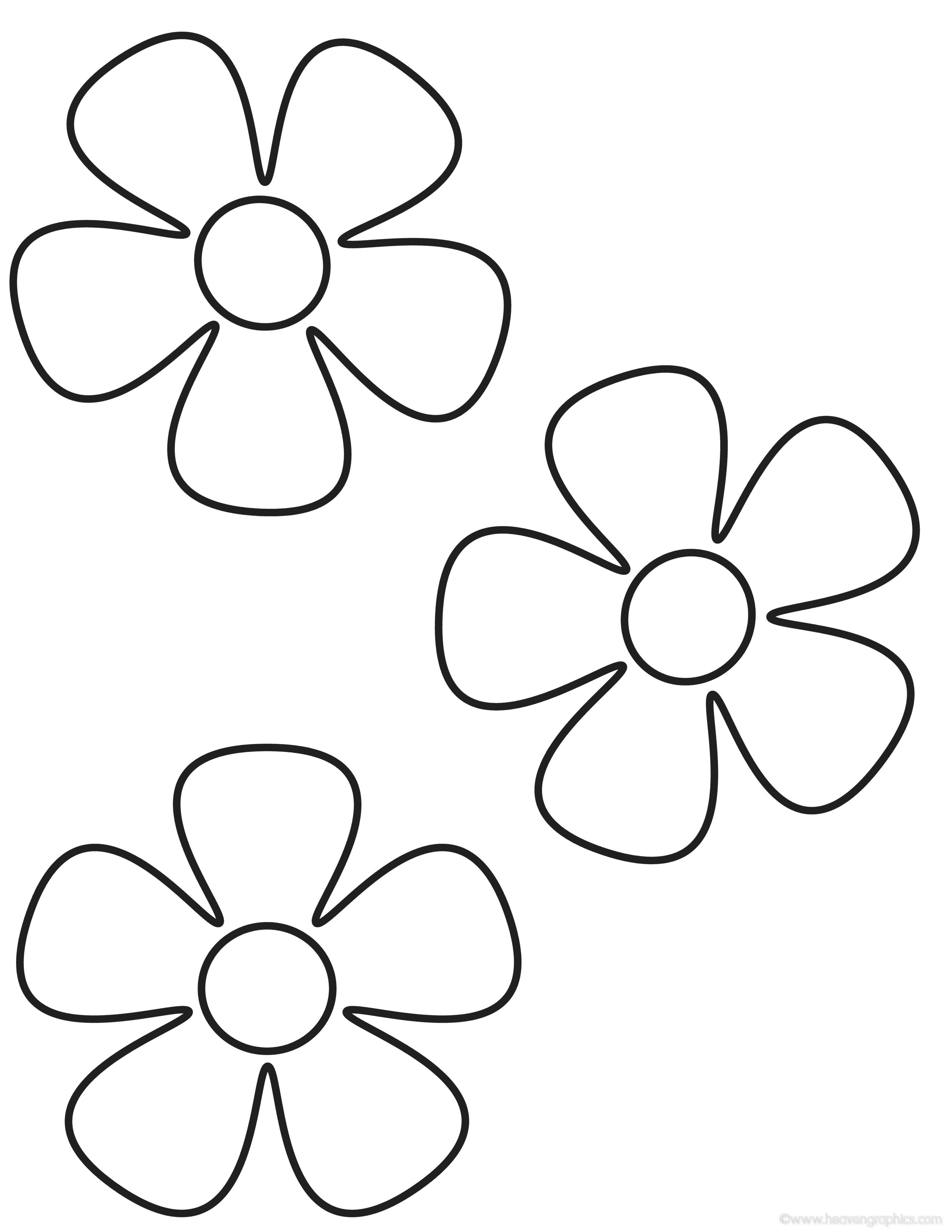 kwiaty, rosliny do wydruku, obrazki do wydrukowania.