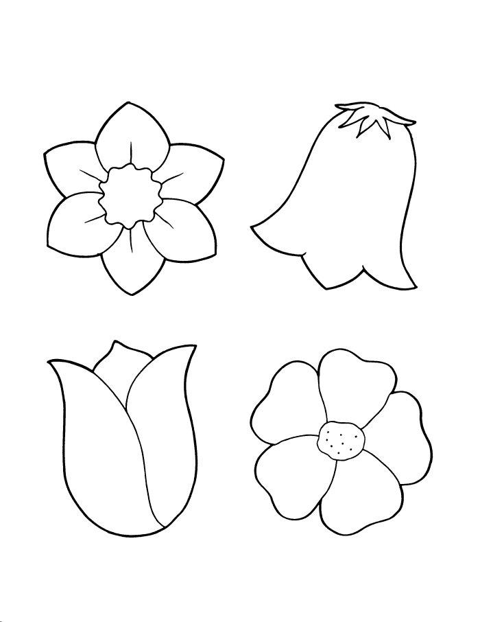 spring fleur dessins à colorier fleur dessin à colorier