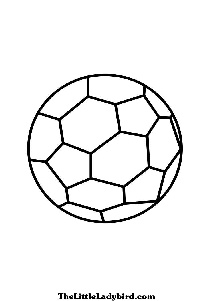 Sélection de dessins de coloriage football à imprimer sur LaGuerche.com - Page 7