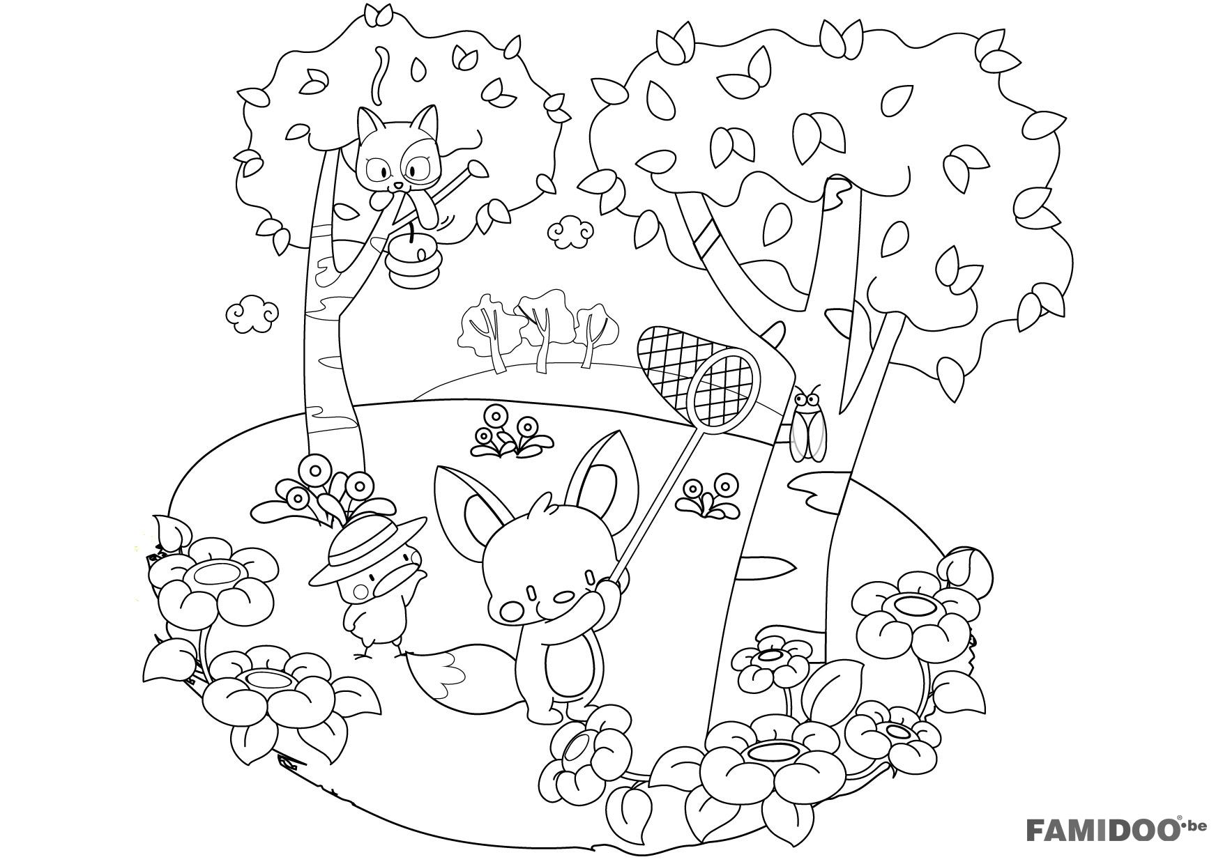 26 dessins de coloriage for t imprimer sur page 2 - Des images a colorier et a imprimer ...