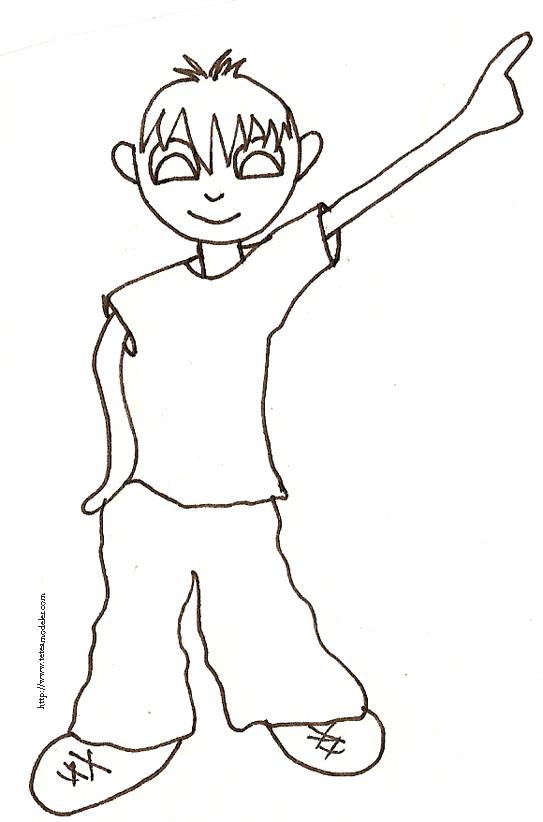 33 dessins de coloriage garçon à imprimer sur laguerche com page 2