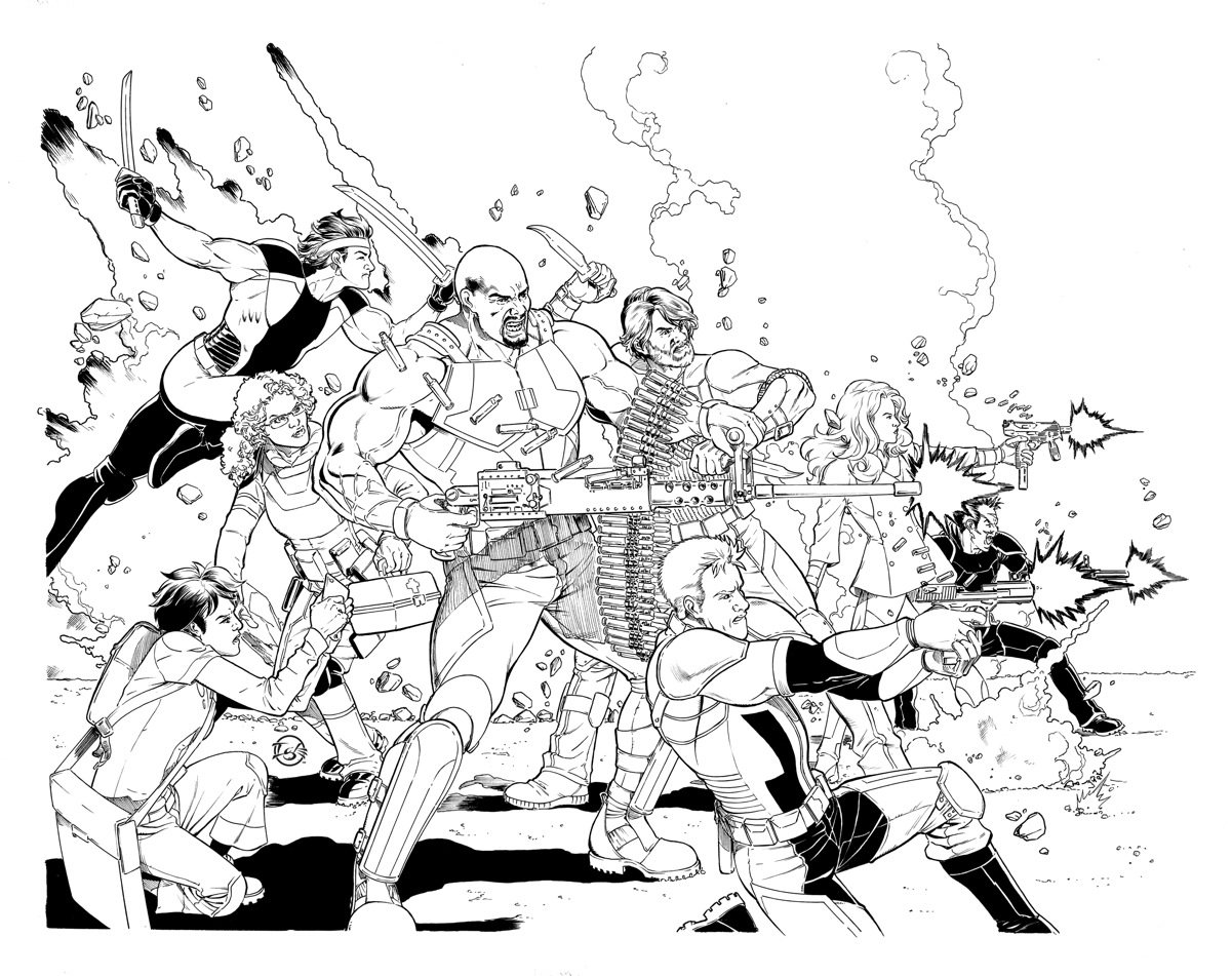 Image #24504 - Coloriage gi joe gratuit