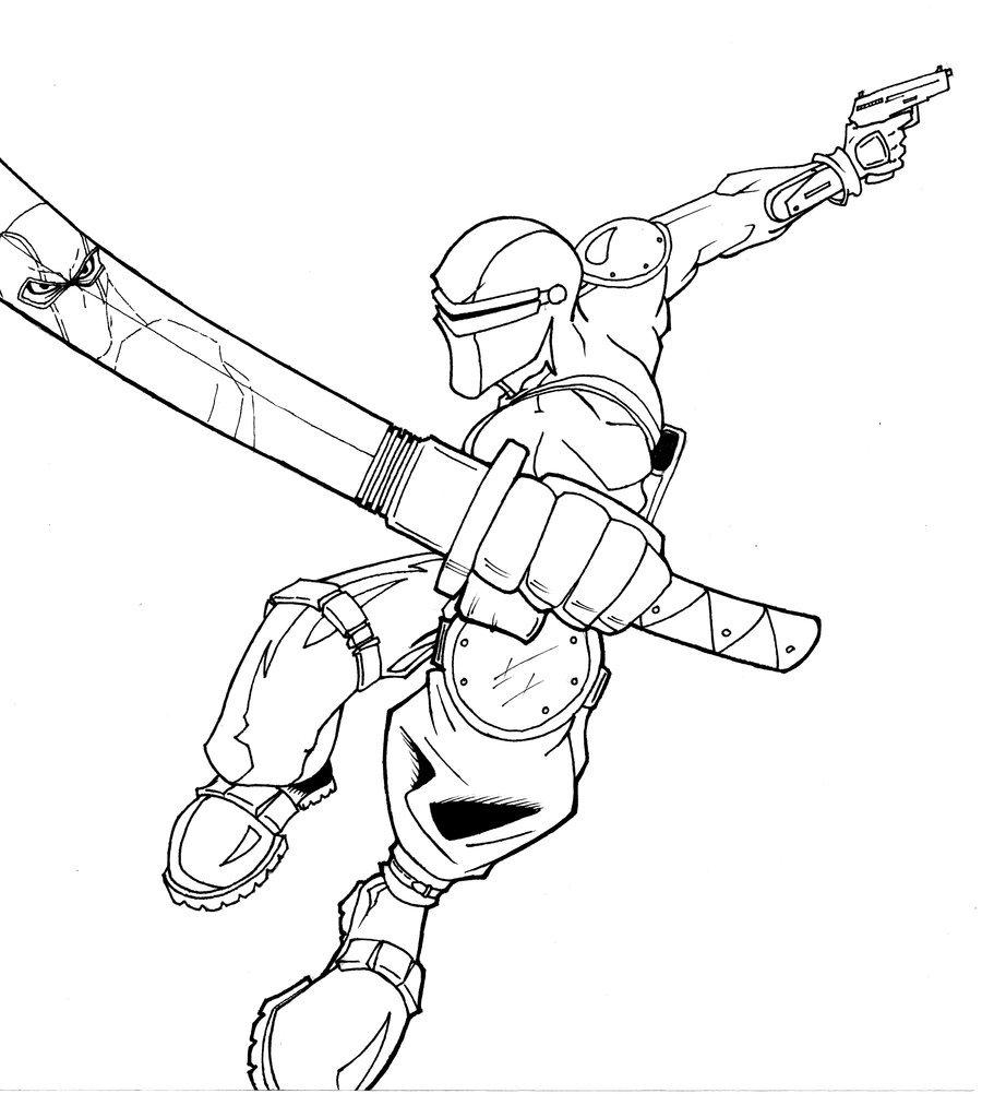 61 dessins de coloriage gi joe imprimer sur laguerche for Gi joe coloring pages