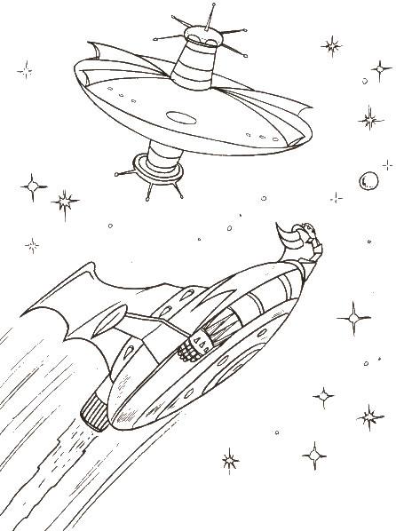 disegni di goldrake, disegni per bambini da stampare e colorare, par