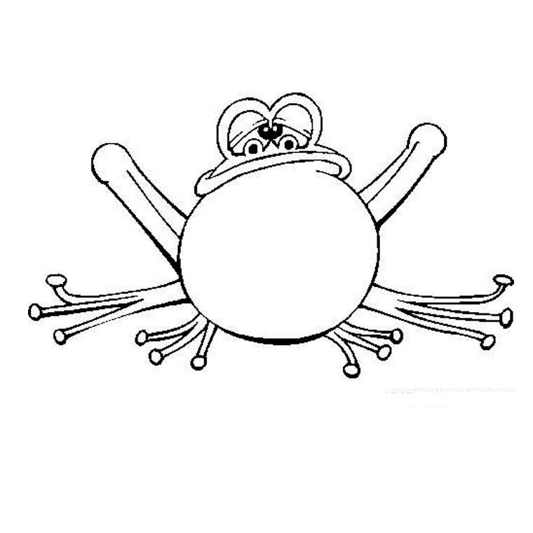 le coloriage une grenouille pour imprimer le coloriage une grenouille