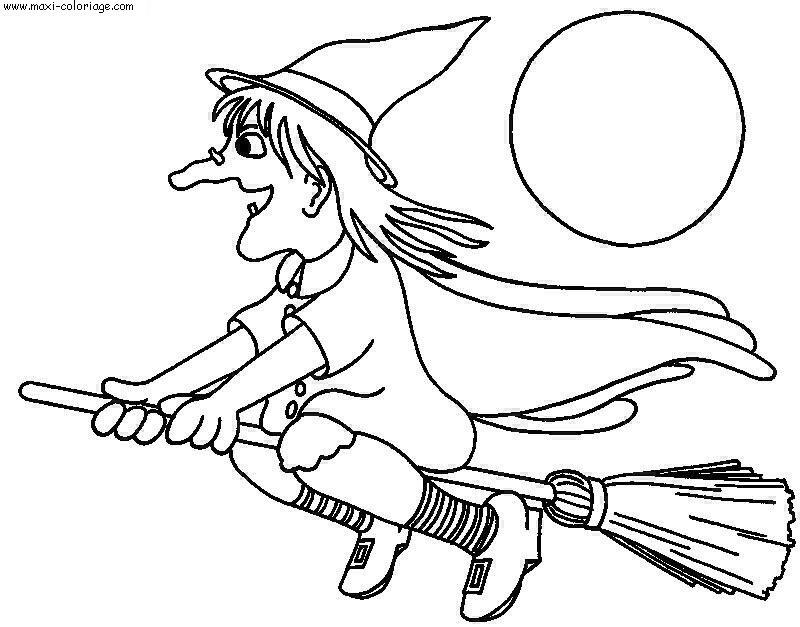 S lection de dessins de coloriage halloween imprimer sur page 6 - Coloriage cars halloween ...