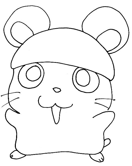 Selection De Coloriage Hamster A Imprimer Sur Laguerche Com Page 4