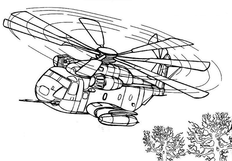 31 Dessins De Coloriage Helicopt 232 Re 224 Imprimer Sur