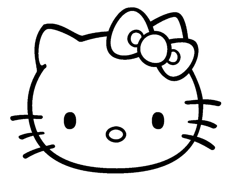 147 dessins de coloriage hello kitty imprimer sur - Coloriage hello kitty a colorier ...