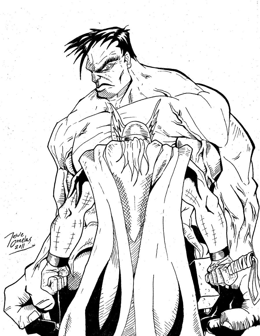 223 dessins de coloriage hulk imprimer sur page 2 - Dessin de hulk a imprimer ...