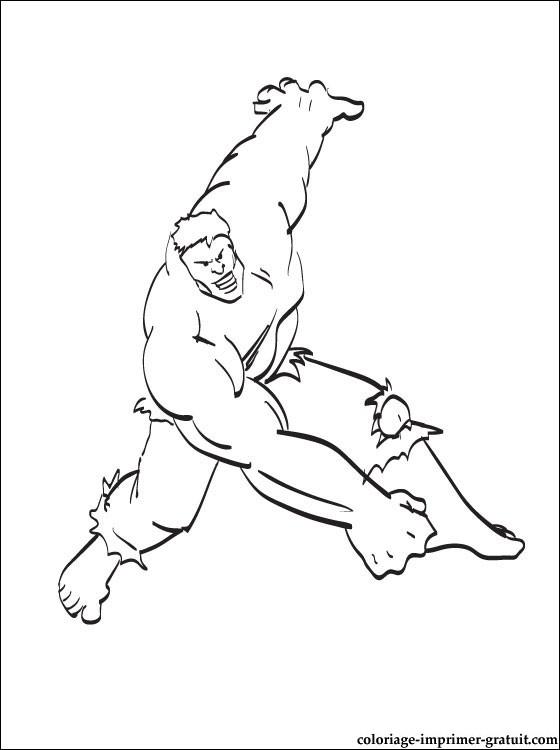 coloriage page a colorier hulk gratuit coloriage imprimer gratuit