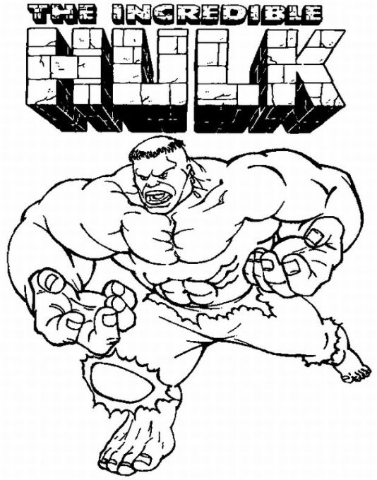 increadible hulk dessin à colorier walking hulk dessin à colorier hulk smash