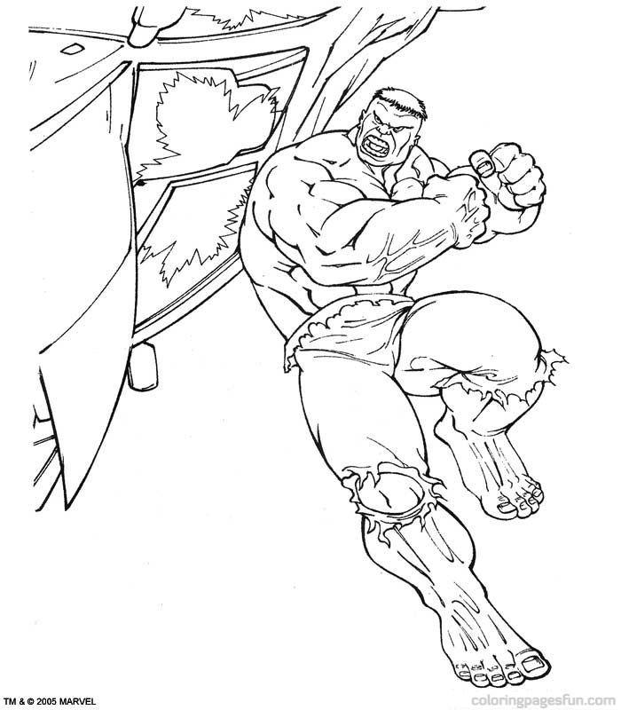 hulk dessins à colorier gratuit à imprimer dessins à colorier