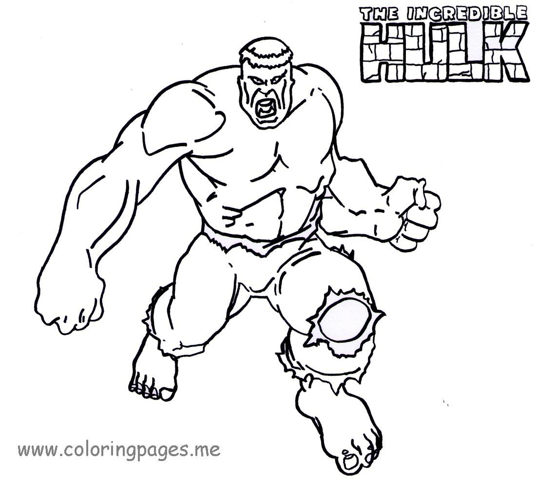 hulk dessins à colorier dessins à colorier