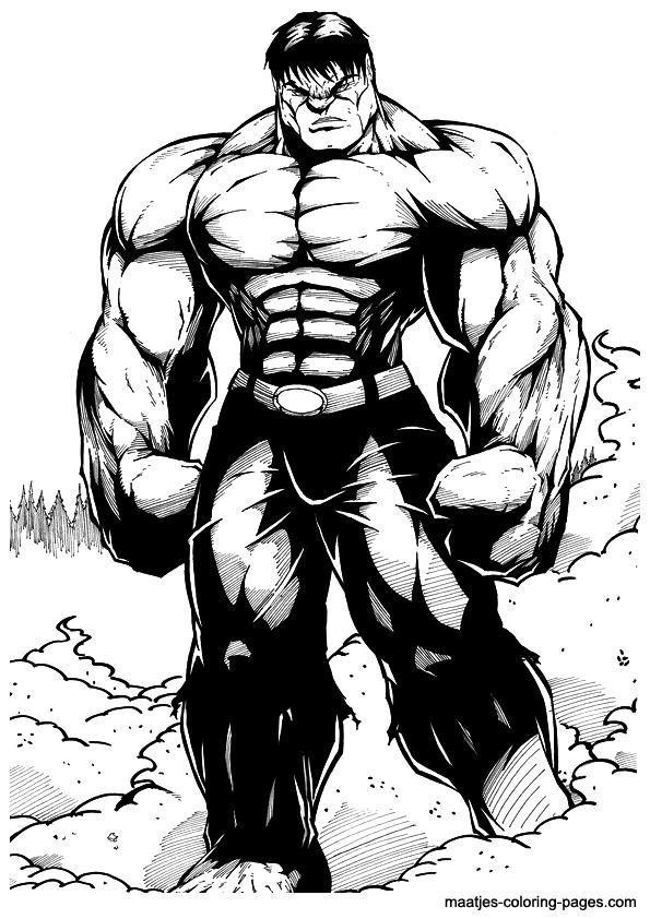 223 dessins de coloriage hulk imprimer sur page 14 - Dessin de hulk a imprimer ...