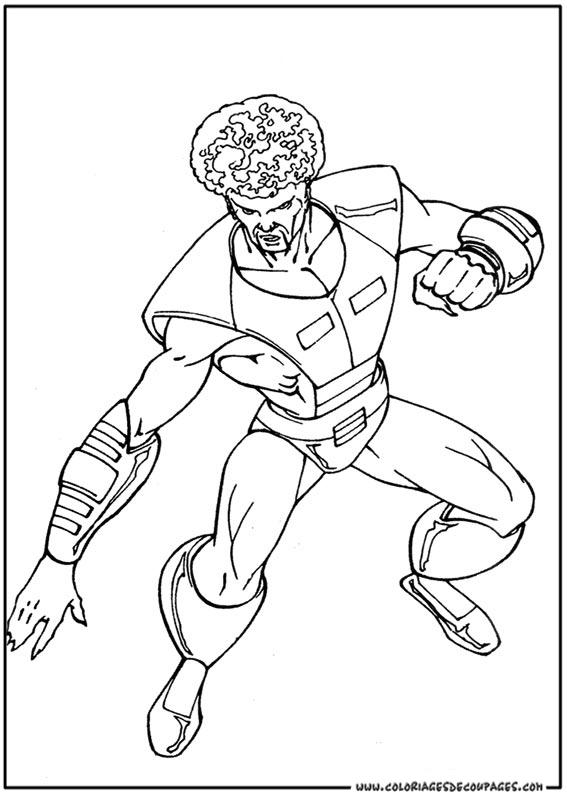 hulk coloriage à colorier. les coloriages et dessin à imprimer