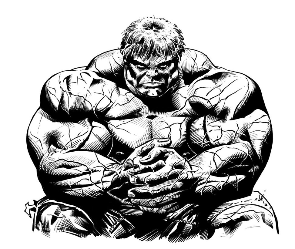 hulk tattoo designs madscar