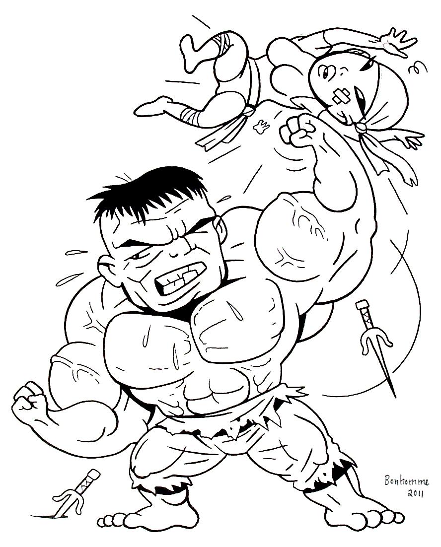 : coloriage hulk, hulk, dessin hulk, hulk dessin facile, hulk