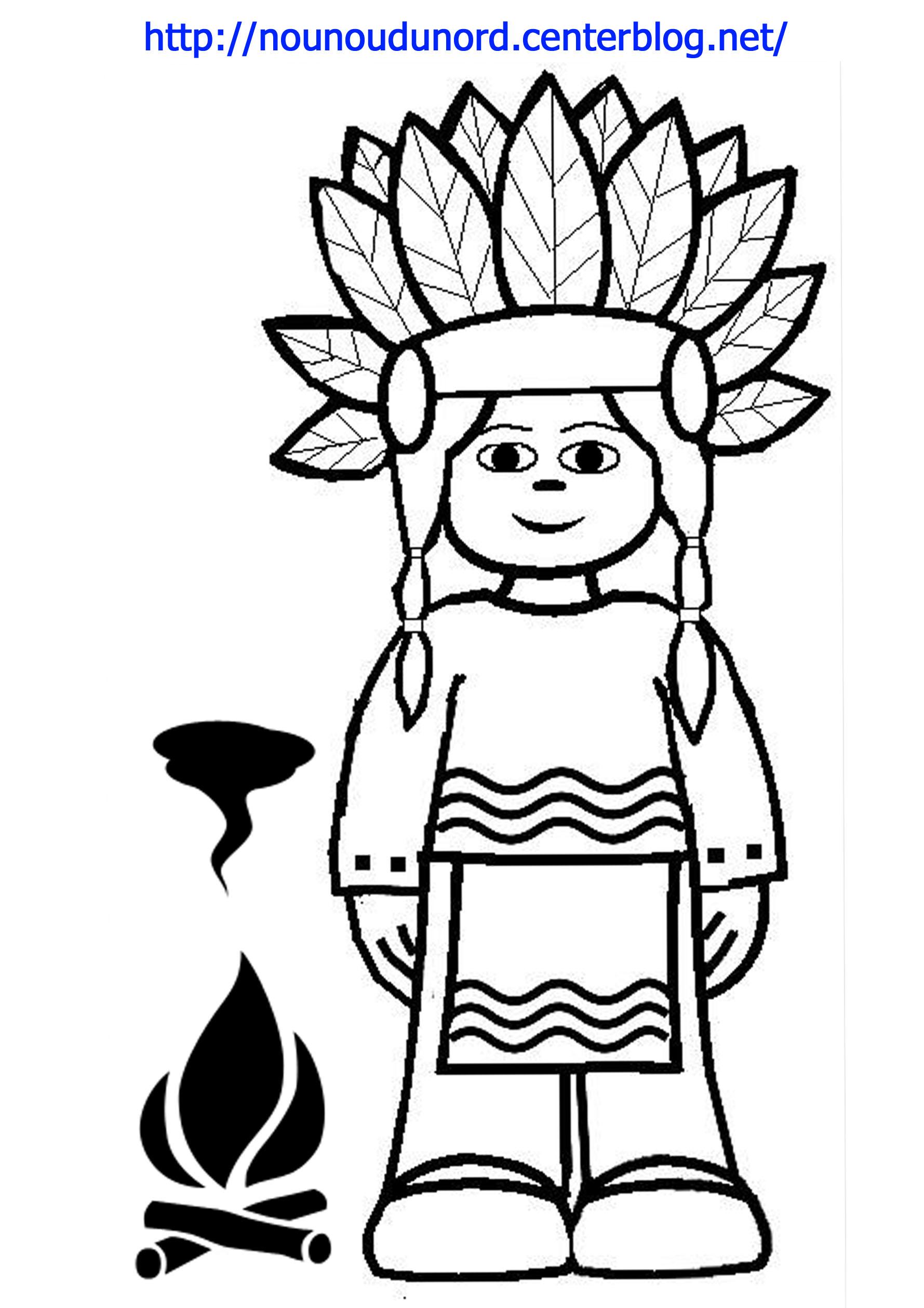 45 dessins de coloriage indien à imprimer sur LaGuerche ...