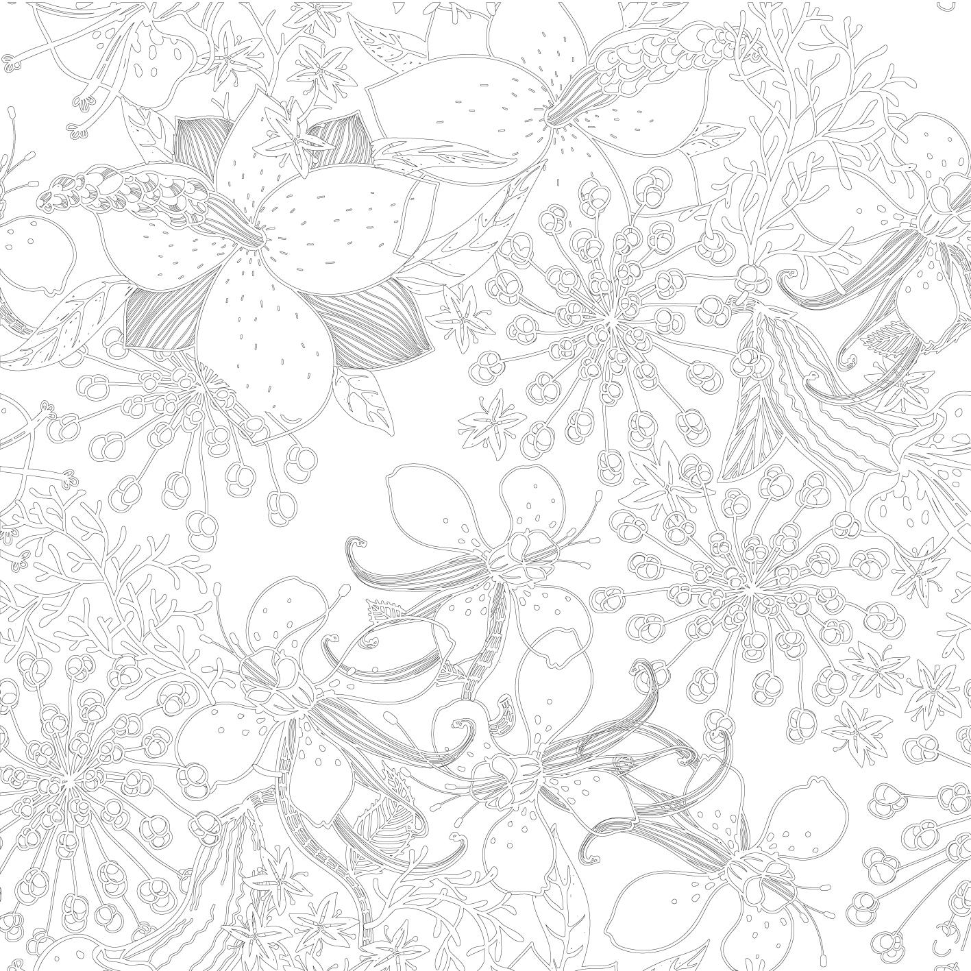 41 dessins de coloriage inspiration zen imprimer sur - Coloriage zen a imprimer ...