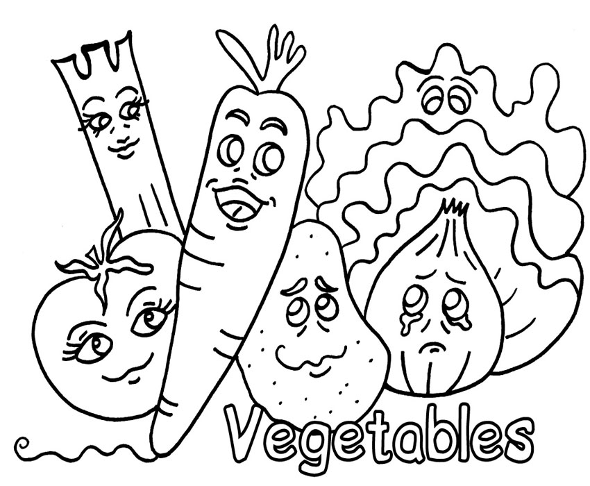 dessins à colorier, vegetable coloriage s, gratuit vegetable coloriage
