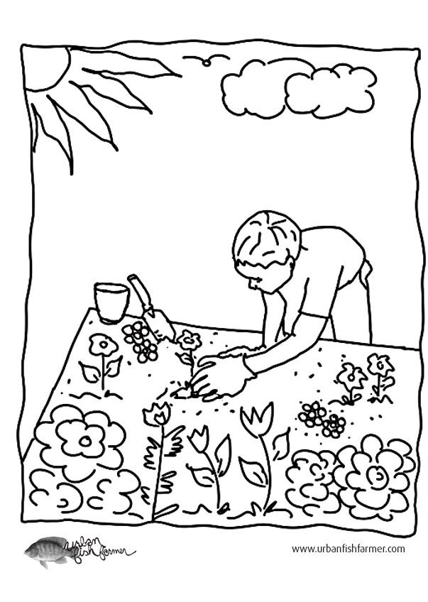 jardining images