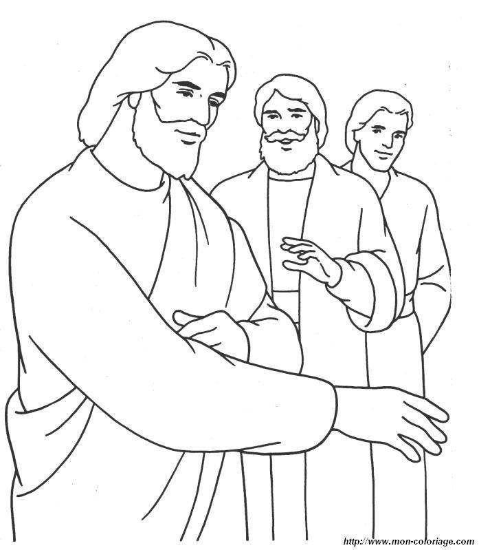 dessin 14557 dessin de jsus