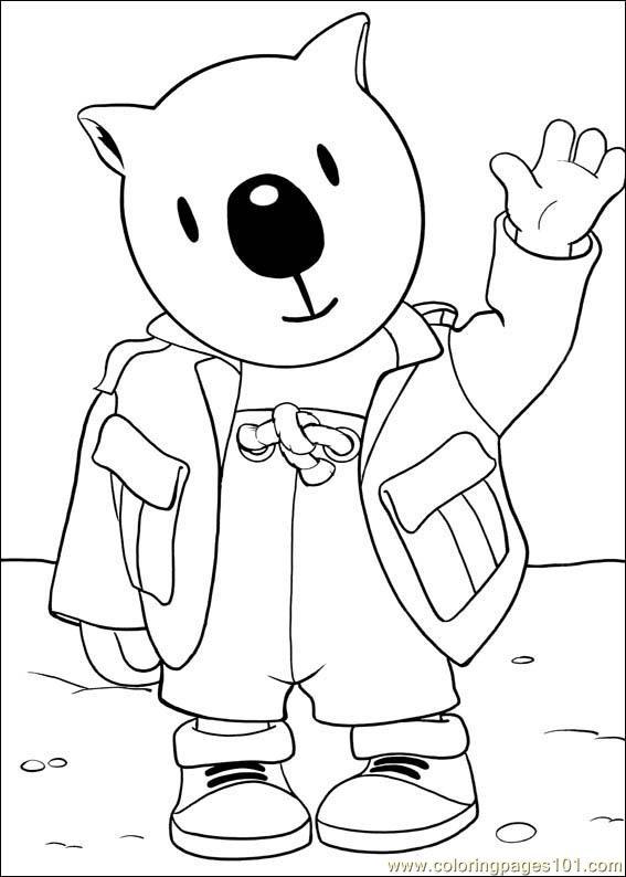 Jeux de coloriage koala à imprimer