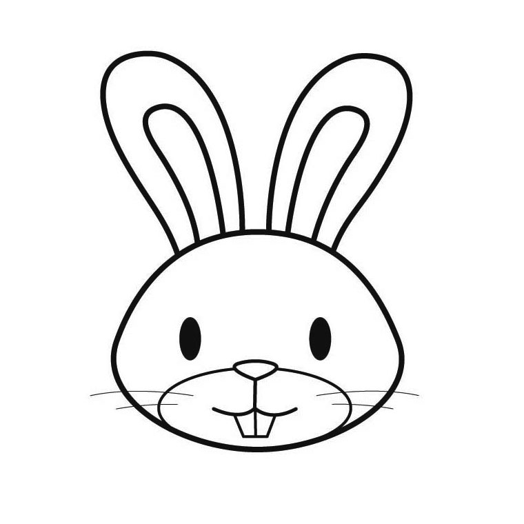 128 dessins de coloriage lapin imprimer sur laguerche - Dessin oreille de lapin ...