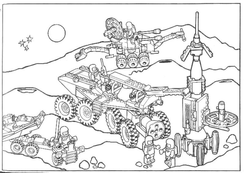 image 20981 coloriage lego gratuit - Coloriage Lego