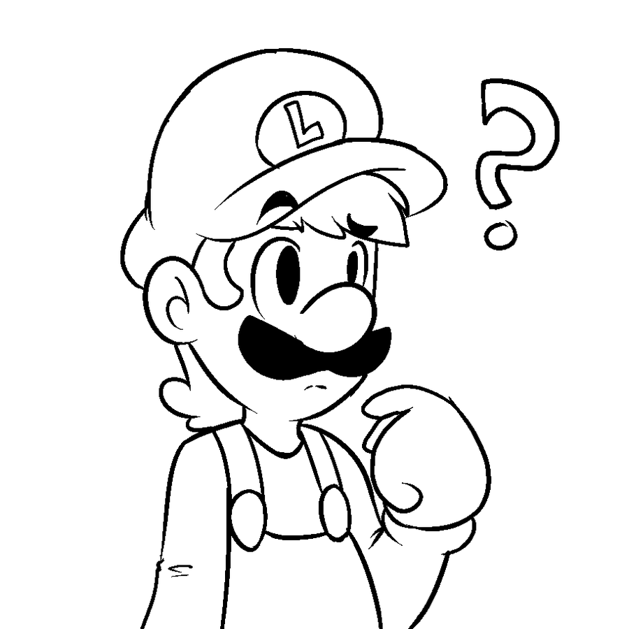 Tanooki Mario Pages Coloring Pages