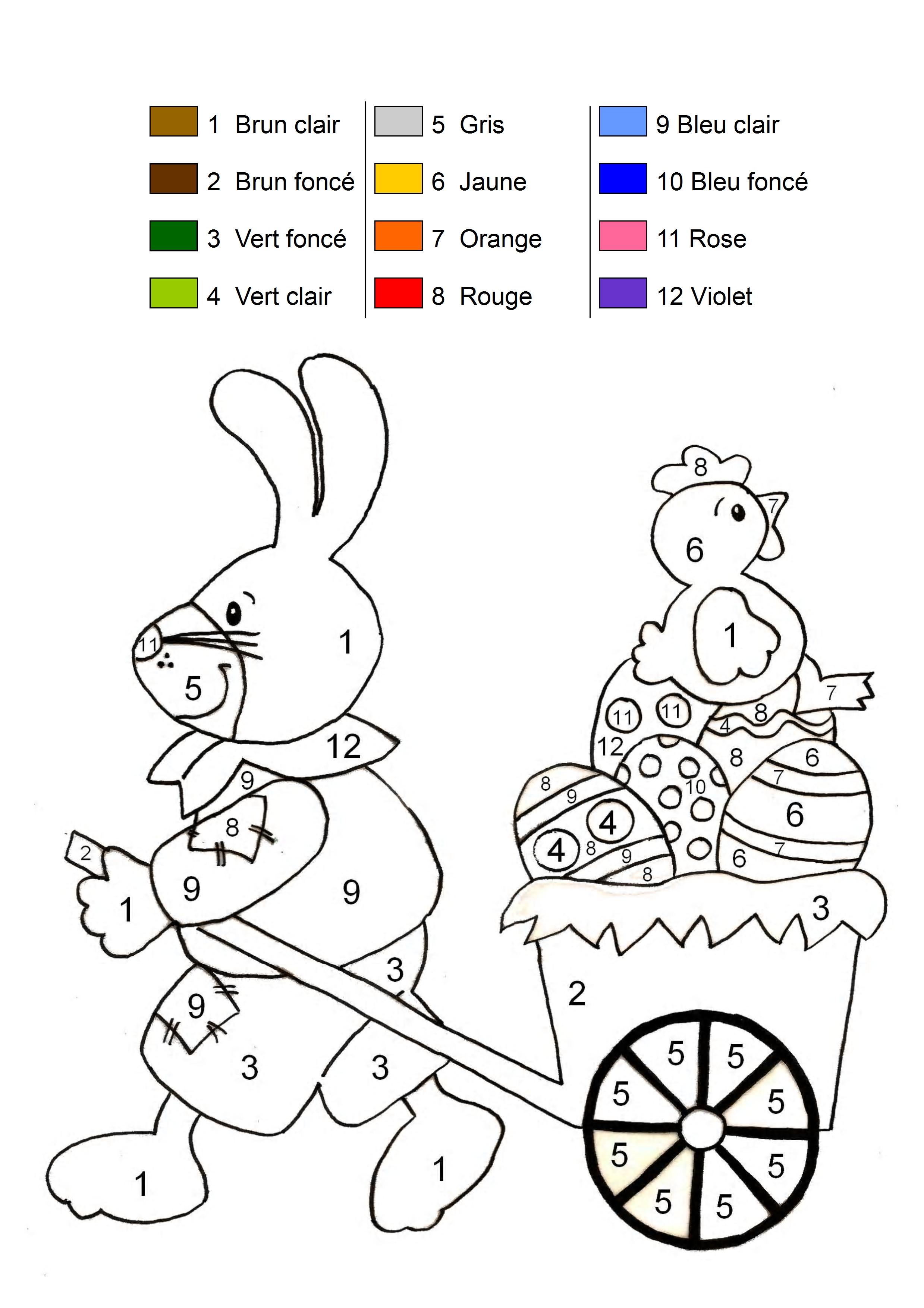 66 dessins de coloriage magique imprimer sur page 2. Black Bedroom Furniture Sets. Home Design Ideas
