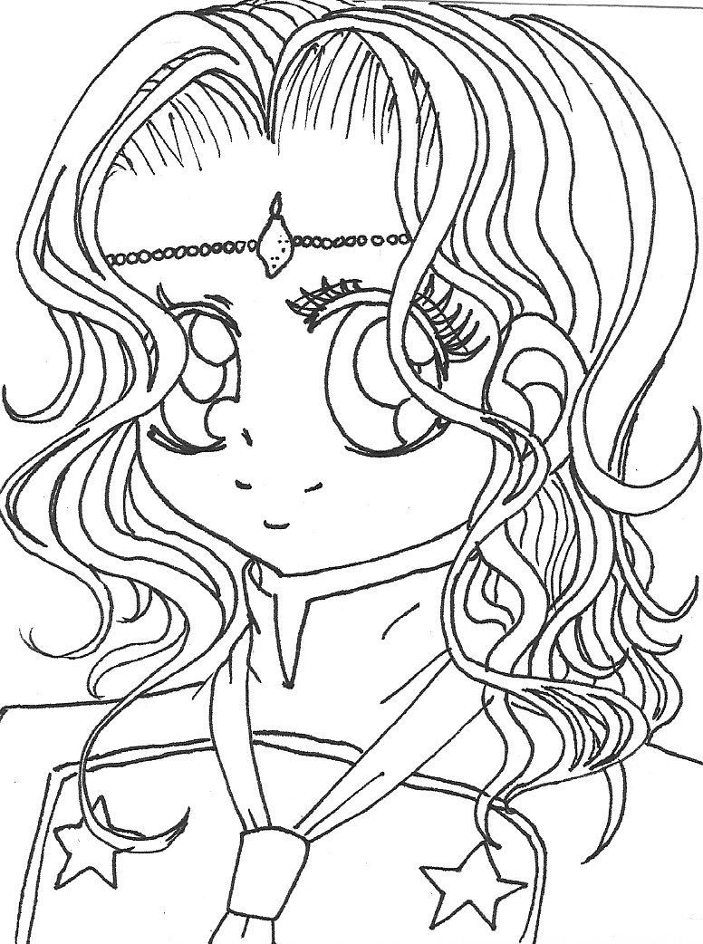 dessin manga imprimer
