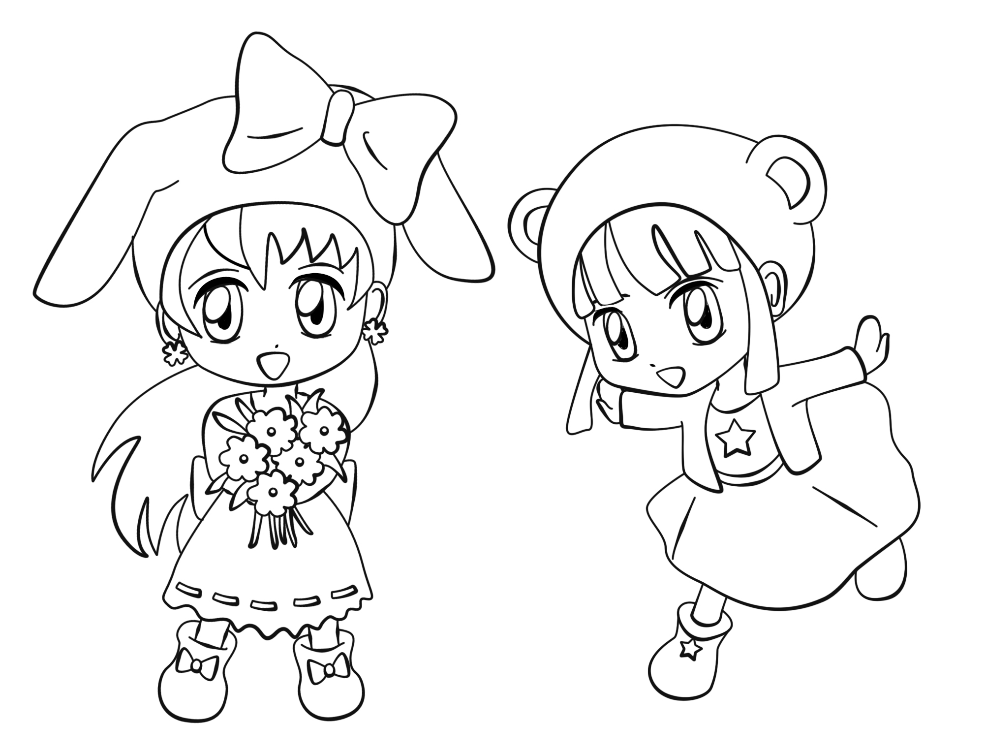 84 dessins de coloriage manga imprimer sur - Coloriage manga gratuit ...