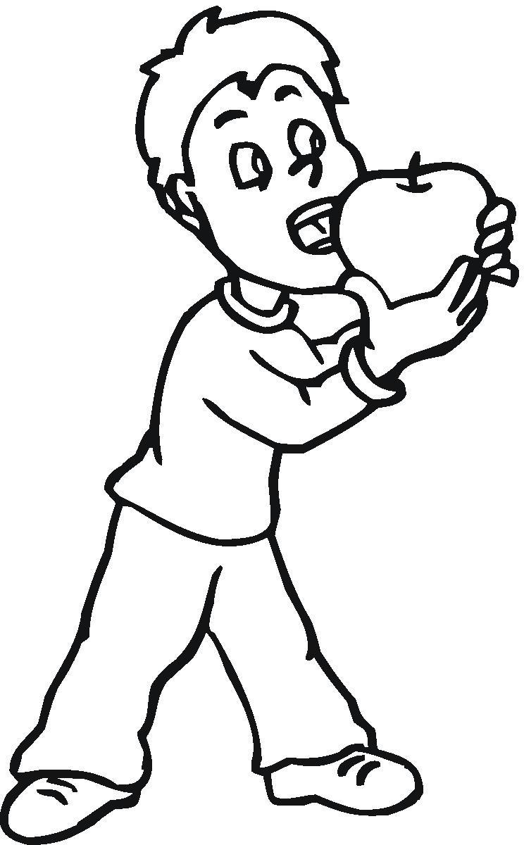 64 dessins de coloriage manger imprimer sur page 7 - Dessin manger ...