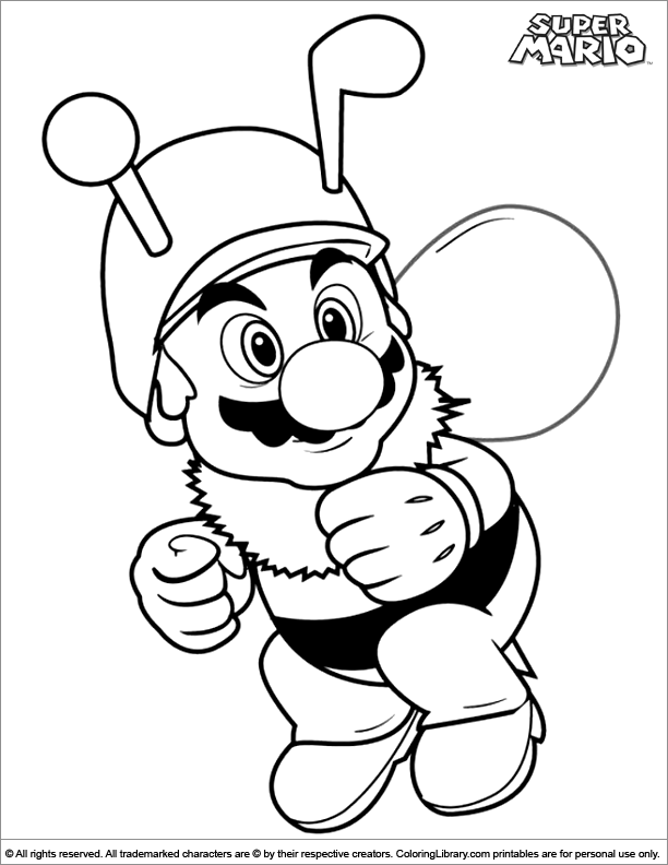 138 dessins de coloriage mario bros imprimer sur page 8 - Coloriage de mario bros ...