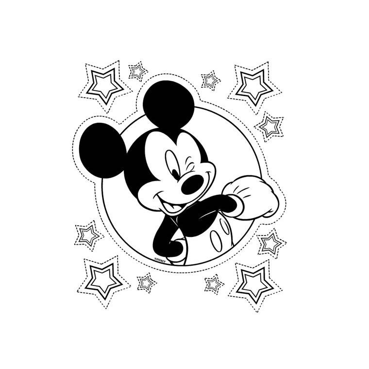 Selection De Dessins De Coloriage Mickey A Imprimer Sur Laguerche