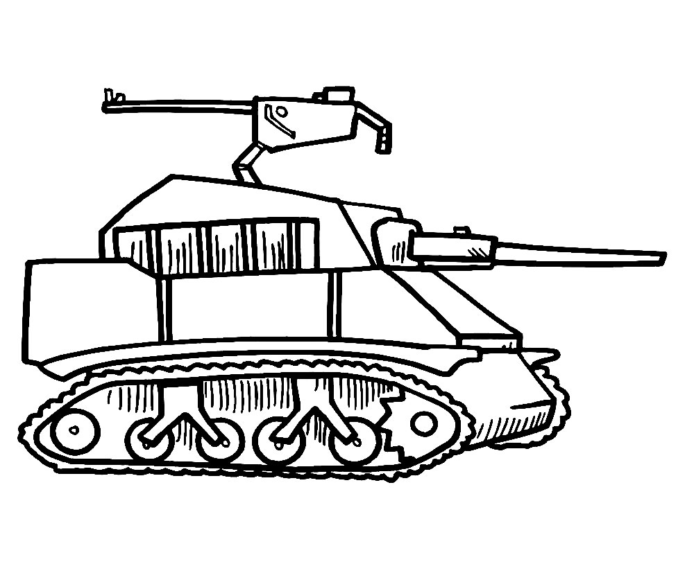 S 233 Lection De Dessins De Coloriage Militaire 224 Imprimer Sur The Tank Coloring Pages