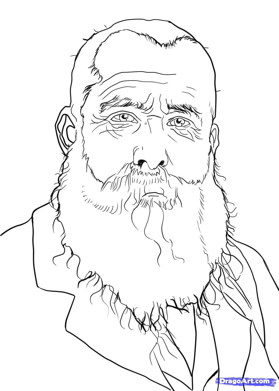 Monet Printable Coloring Pages Sketch Coloring Page