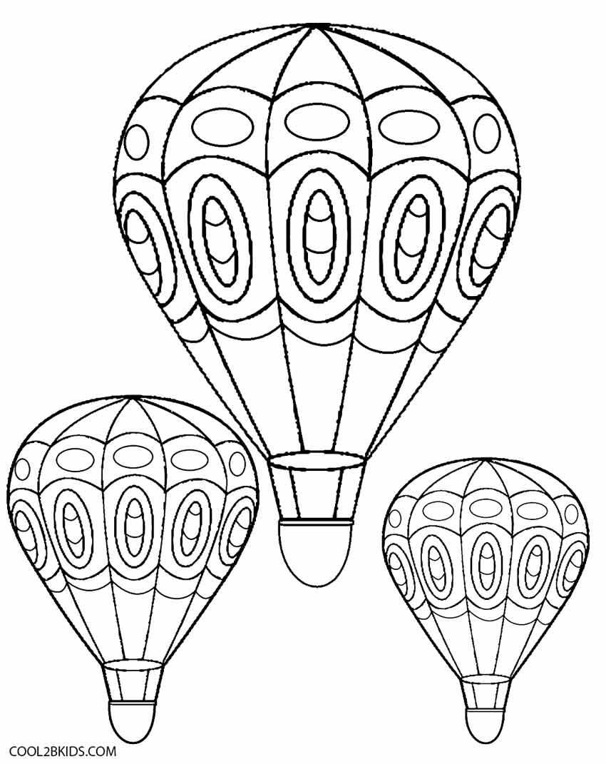 37 dessins de coloriage montgolfi re imprimer sur - Coloriage montgolfiere ...