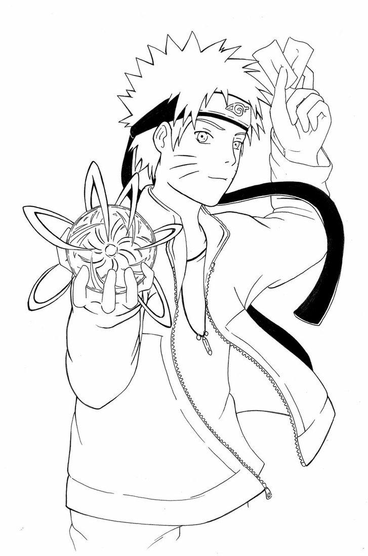 133 Dessins De Coloriage Naruto A Imprimer Sur Laguerche Com Page 1
