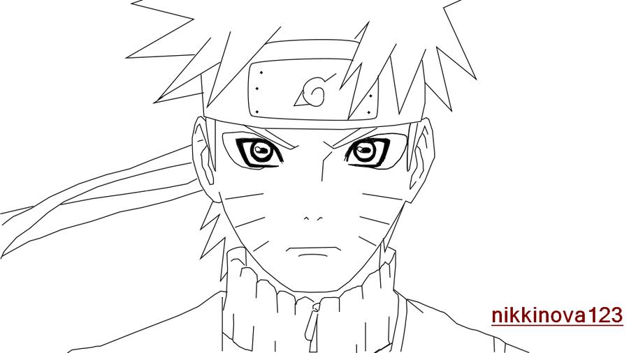 133 dessins de coloriage naruto imprimer sur page 12 - Naruto coloriage en ligne ...