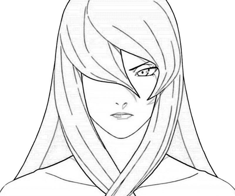133 dessins de coloriage naruto imprimer sur laguerche - Naruto dessin colorier ...