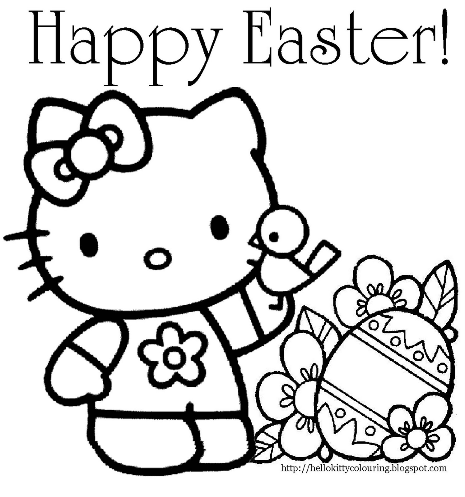 kaboose coloring pages easter cross - photo#34