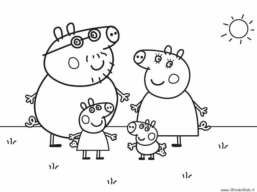 111 dessins de coloriage peppa pig à imprimer sur ...