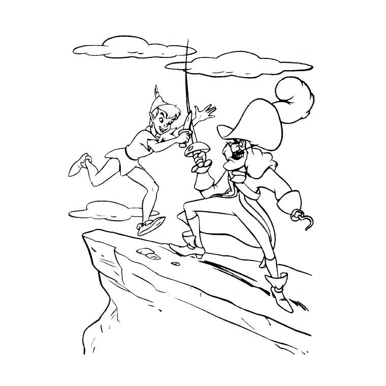 dessin 11949 dessin gratuit de peter pan a imprimer - Dessin Colorier 2