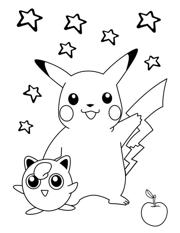 81 Dessins De Coloriage Pikachu A Imprimer Sur LaGuerche