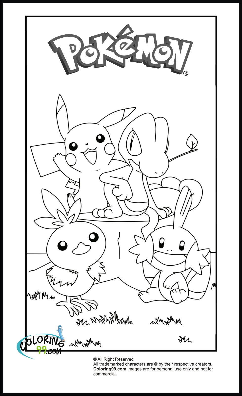 81 Dessins De Coloriage Pikachu 224 Imprimer Sur Laguerche